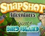 鸟类摄影师之鸟岛的秘密 英文版