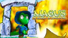 马格斯寻宝大冒险 硬盘版-动作游戏