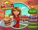 欢乐汉堡店2:艾莉的有机食品 英文版