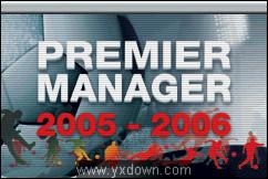 英超足球经理2005-2006 英文版[GBA游戏]