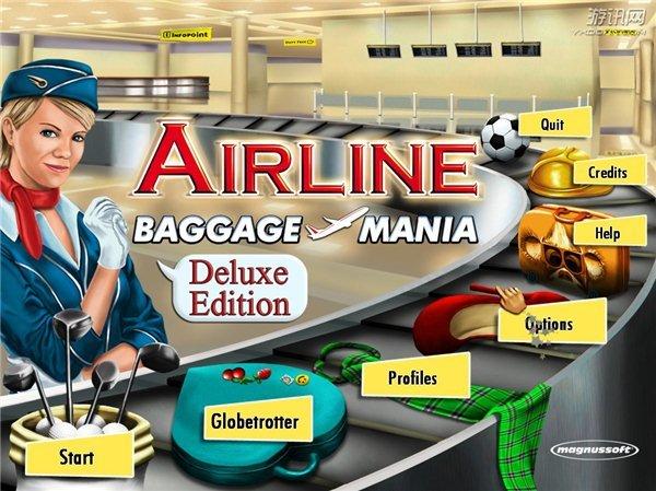 疯狂的航空行李提取处 英文版