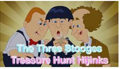 活宝三人组(Treasure Hunt Hijinks) 硬盘版