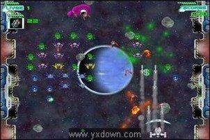 Galaxy Invaders 银河入侵者  V1.0 Demo