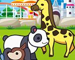 条形码动物园