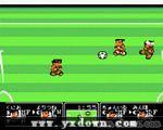 热血足球3 简体中文版FC游戏
