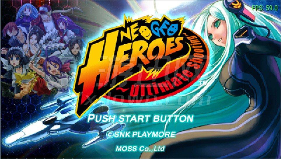 NEOGEO英雄:终极射击 PC中文版