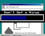 不要得到一个病毒 试玩版