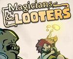 魔法师和掠夺者 英文版
