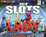 IGT游戏机:李女士 英文版