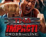 TNA摔角:穿越界限 英文版-动作游戏