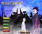 巴厘岛任务:神圣的遗产 英文版