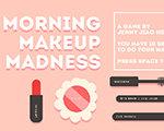 早晨疯狂化妆 英文版