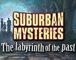 郊区秘密:过去之迷宫 英文版