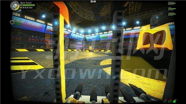 机器人竞技场3 英文版