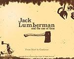 伐木工人杰克和斧头的时间 英文版