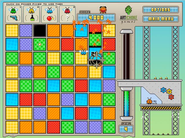 方块游戏(Pixie Power Swapper) 硬盘版