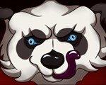 暴怒的熊猫
