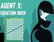 特工X:方程式骑士 英文版
