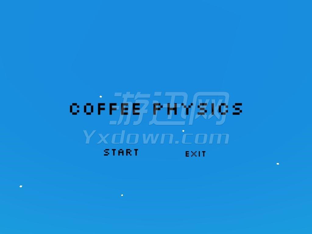 咖啡物理 英文版