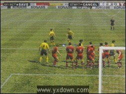 实况足球 中文版[GBA游戏]-单机体育游戏下载