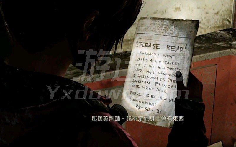 美国末日:遗落 中文版
