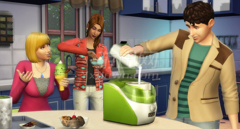 模拟人生4:冰酷厨房 中文版