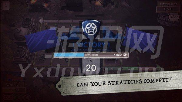 月战:对决-XL 破解版