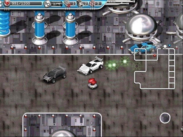 Jam XM 疯狂赛车游戏 英文版