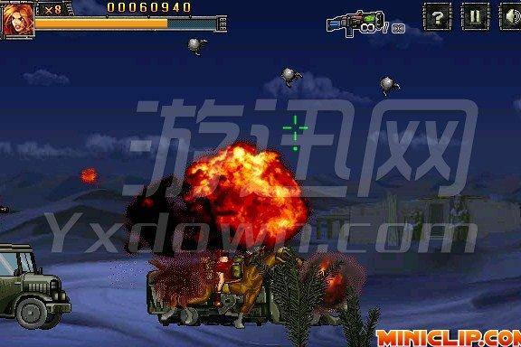 二战前线3 无敌选关版