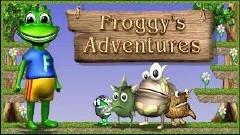 跳高青蛙(The Froggy Frog Adventures) 硬盘版