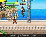 火影忍者:最强忍者大集结 汉化版[GBA游戏]