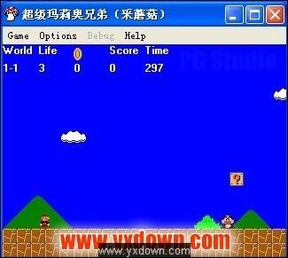 超级玛莉奥兄弟 PC版V0.08