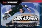 托尼·霍克职业滑板2 英文版