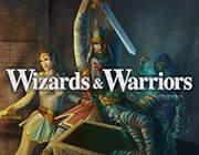巫师与战士 英文版