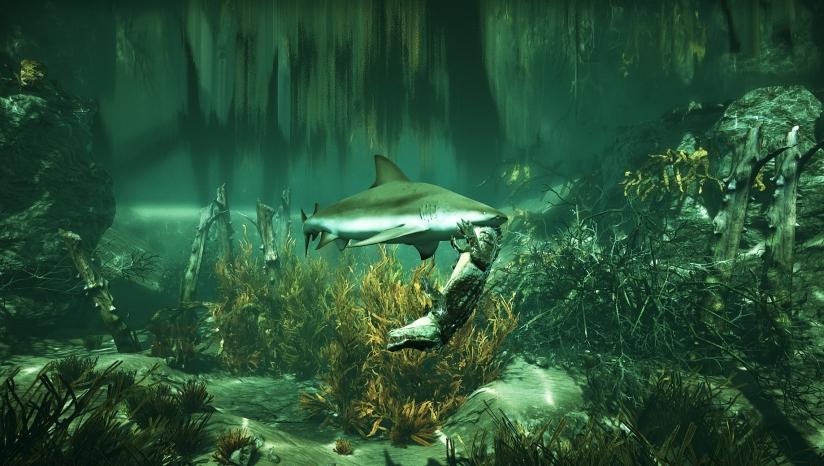 食人鲨修改器中文版