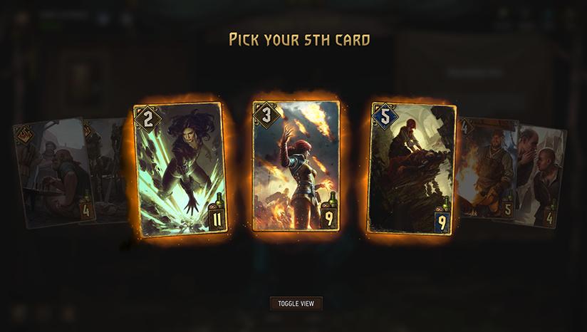 巫师之昆特牌免费版游戏