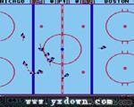 冰上曲棍球 fc游戏