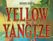 Reiner Knizia:黄河与长江 英文版