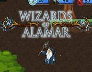 阿拉玛巫师 英文版