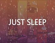 只是睡觉:冥想、专注、放松 英文版