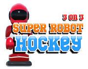3v3超级机器人曲棍球赛 英文版