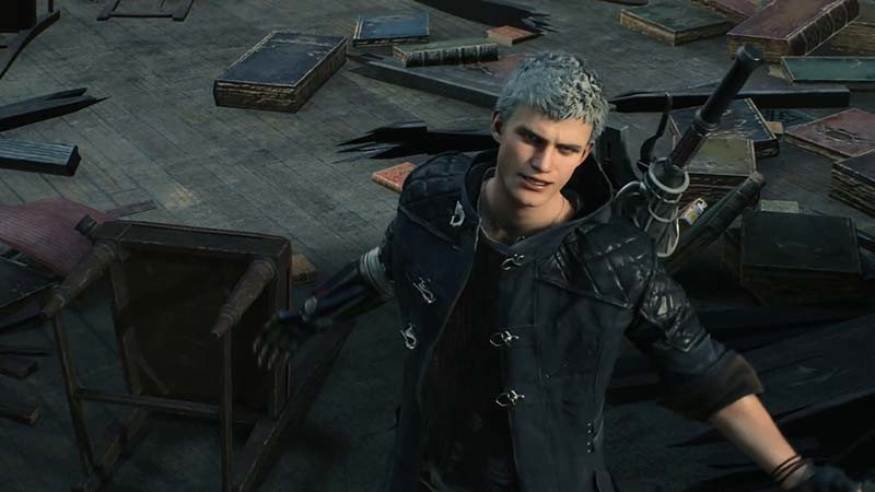 Devil May Cry 5游戏