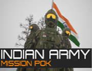 印度军队:使命POK 英文版