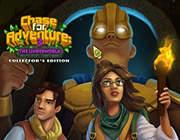 追逐冒险3:地下世界 英文版