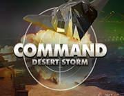 指挥:沙漠风暴 英文版