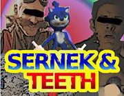 索尼克的牙齿 英文版