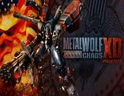钢铁苍狼:混沌之战XD 破解版