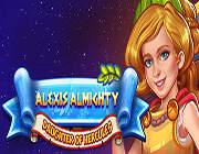 全能的亚历克西斯:赫拉克勒斯的女儿 英文版