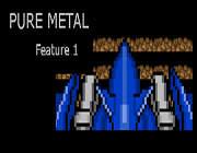 纯金属:特征1 英文版