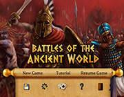 古代战争世界 英文版